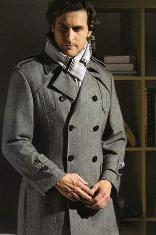 Модные плащи мужские пальто.Купить плащ мужской длинный.